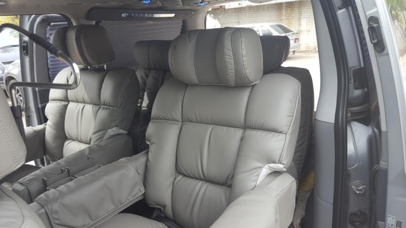 передние раскладные сиденья hyundai h1 vip